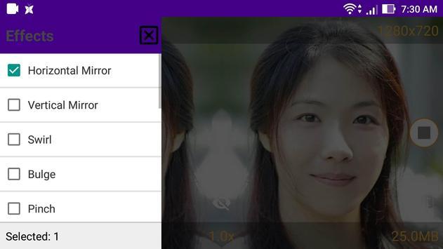 Smooth Live Streaming Encoder apk screenshot