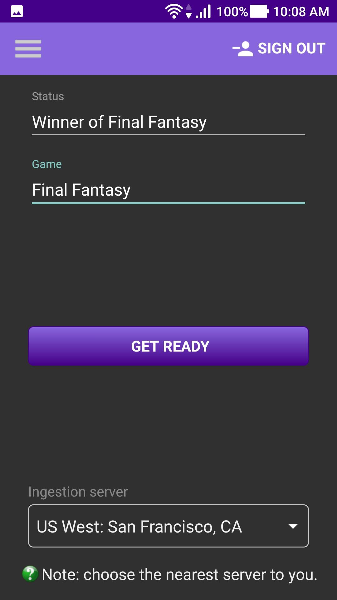 Live Screen for Twitch for Android - APK Download
