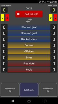 Football Stat apk screenshot