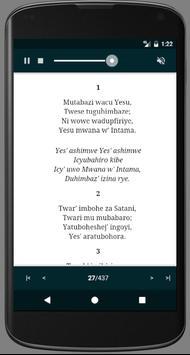 INDIRIMBO ZO GUSHIMISHA IMANA screenshot 1