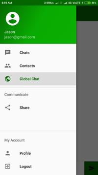 Tele Messenger screenshot 1