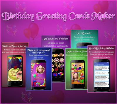 Birthday Greeting Cards Maker For Android Apk Download