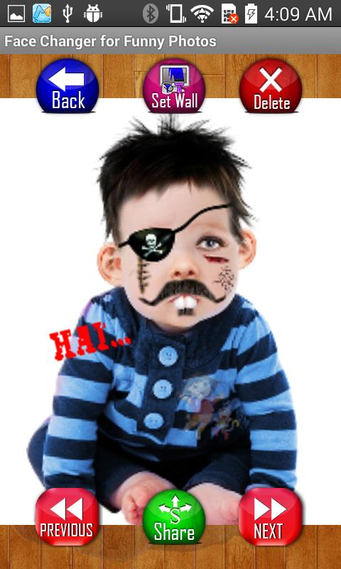 Funny Photo Editor : Face Changer poster