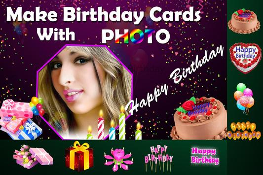 Make birthday cards with photo apk download free entertainment app make birthday cards with photo apk screenshot bookmarktalkfo Choice Image