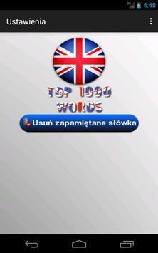 Angielski - 1000 słów screenshot 19