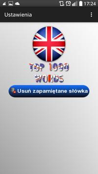 Angielski - 1000 słów screenshot 5