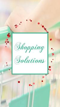 Shopping Solutions poster