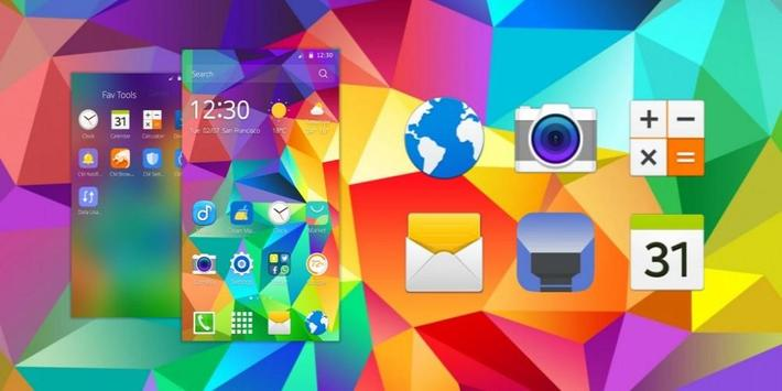 Theme for Galaxy S5 apk screenshot