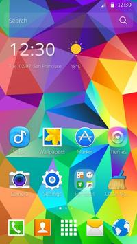 Theme for Galaxy S5 poster