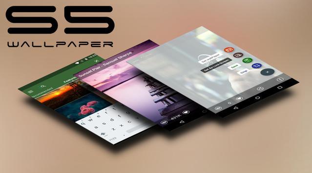 Wallpaper for galaxy s5 .FREE apk screenshot
