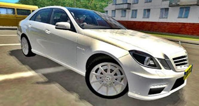 S63 Car Drive Simulator screenshot 1