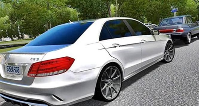 S63 Car Drive Simulator screenshot 2