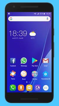 Launcher For Galaxy S9 Launcher New apk screenshot