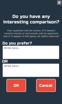 What would you rather do? apk screenshot