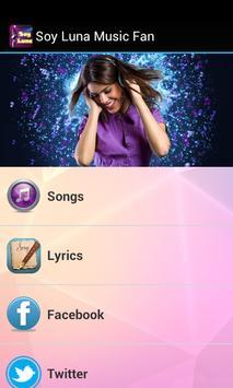Soy Luna Music Fan poster