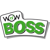 """wOw Boss - """"Be your own Boss"""" icon"""