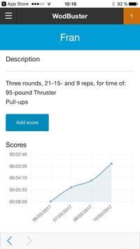 CrossFit Lambda apk screenshot