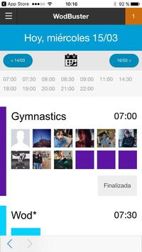 CrossFit Rookie's Box apk screenshot