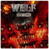 Wolf Spikes Keyboard Theme icon
