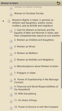 Women in Islam screenshot 1