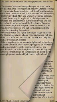 Women in Islam screenshot 2