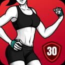 Treino en Casa para Mulheres - Fitness Feminino APK