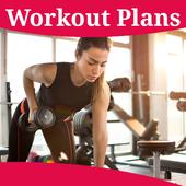 Women Workout Plans icon