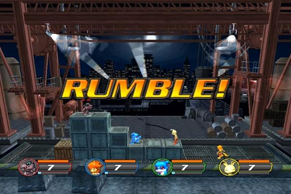 Ppsspp Digimon Rumble Arena 2 Hinto For Android Apk Download