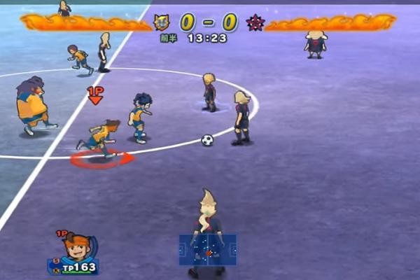 inazuma eleven go strikers 2013 download pc english