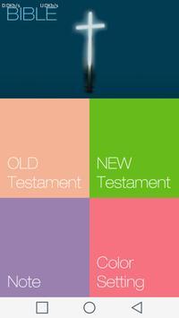 Audio Bible KJV poster