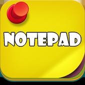 메모장 NOTEPAD icon