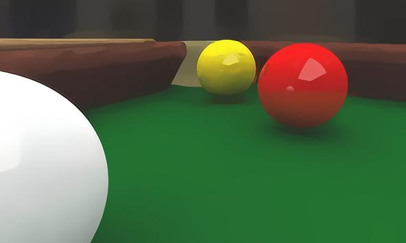 Snooker Game apk screenshot