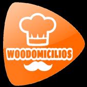 Woodomicilios icon