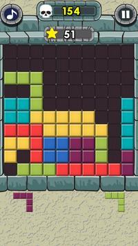 Rock Block Puzzle screenshot 1