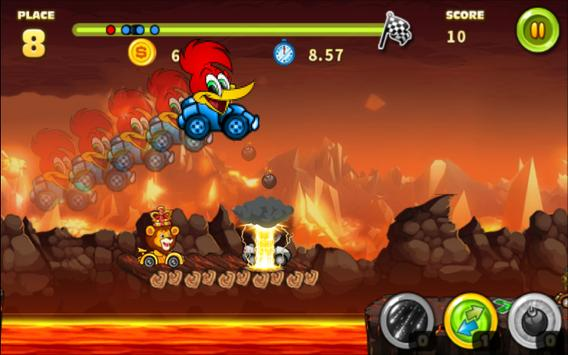 The turbo kids Wody: runner woodpecker screenshot 6