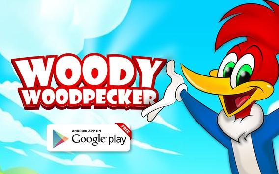 The woodpecker of jungle : wody screenshot 6