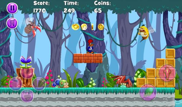 Woody Woodpecker Adventures World screenshot 1