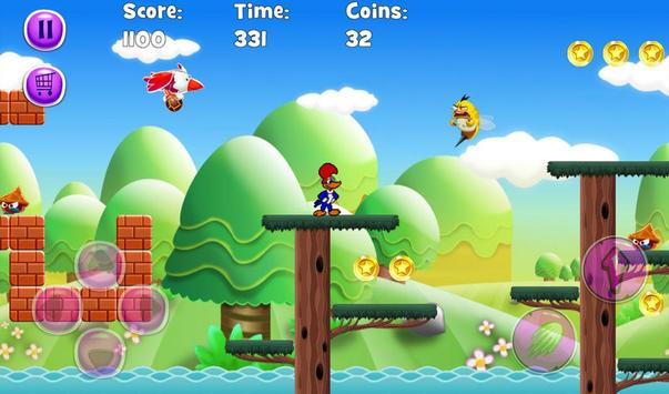 Woody Woodpecker Adventures World screenshot 3
