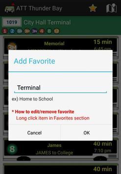 Thunder Bay Transit On screenshot 4
