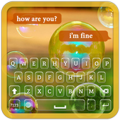 Bubble Keyboard icon