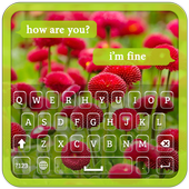 Flower Keyboard icon