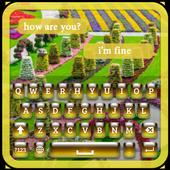 Garden Keyboard Theme icon