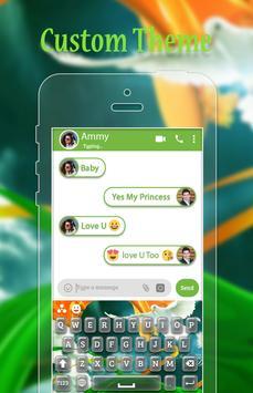 Independence Day Keyboard Theme screenshot 1