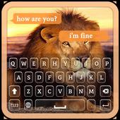 Lion Keyboard icon