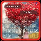 Love Tree Keyboard icon