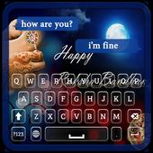 Rakhi Keyboard icon