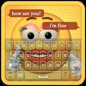 Smiley Keyboard 圖標