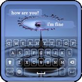 Water Drop Keyboard Theme icon