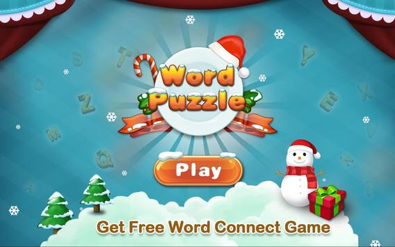 Word Connect Puzzle- Word Search Christmas Edition screenshot 12