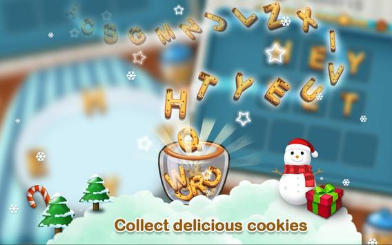 Word Connect Puzzle- Word Search Christmas Edition screenshot 16
